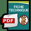 Fiche technique TRICO Foret